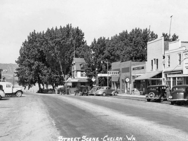 Chelan about 1930
