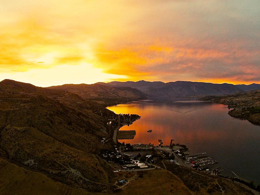 Lake Chelan's Secret