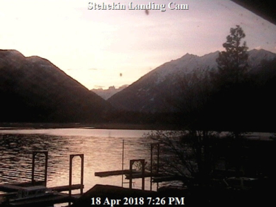 Stehekin Valley,